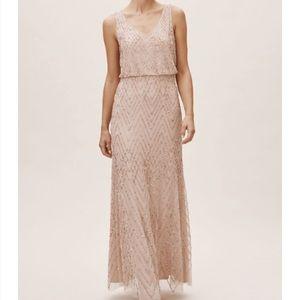 BHLDN Blaise Bridesmaid gown